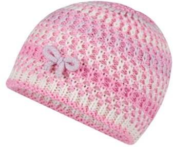 Зимняя шапка ESLI 14С-81СП 52 Розовая (4810226063705)