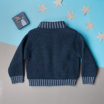 Кофта Baby First 14188 Синий