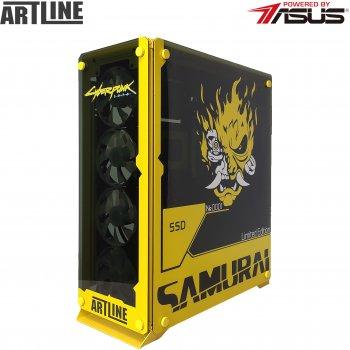 Компьютер ARTLINE Gaming SAMURAI v03