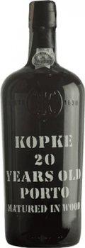 Портвейн Kopke Tawny 20 YO червоне кріплене 0.75 л 20% (5601194700537)