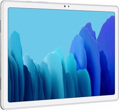 """Планшет Samsung Galaxy Tab A7 10.4"""" Wi-Fi 32GB Silver (SM-T500NZSASEK)"""