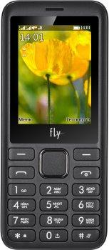 Мобільний телефон Fly FF249 Black-Blue