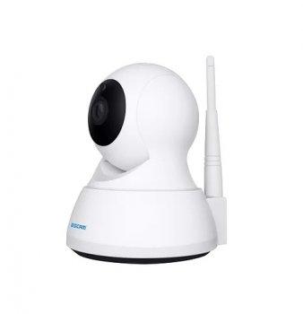 Ip-камера Escam QF007 HD Wi-Fi Поворотная, Беспроводная Белая