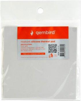 Термопрокладка Gembird TG-P-01