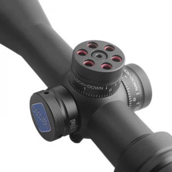 Приціл оптичний Discovery VT-3 4-16x44 SF FFP