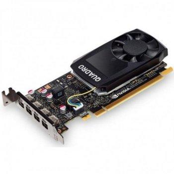 Відеокарта QUADRO P1000 4096MB Dell (490-BDXN)