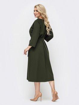 Плаття Dressa 50954 Хакі