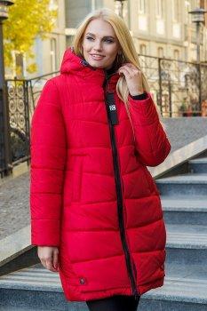 Зимняя куртка Miorichi Nikol Красный (01020-r-red)