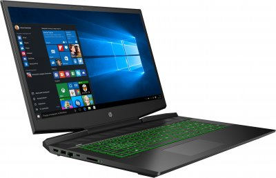 Ноутбук HP Pavilion Gaming 17-cd1069ur (232D2EA) Dark Grey