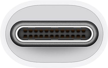 Многопортовый цифровой Apple AV‑адаптер USB-C (MUF82ZM/A)