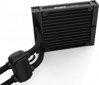 Система рідинного охолодження be quiet! Pure Loop 120 мм (BW005)