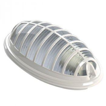 Світильник Teb Elektrik пластиковий Акуа Бра Е27 230V IP54 білий
