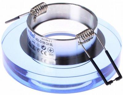 Світильник точковий Brille HDL-G188 CH BL (L13-025)