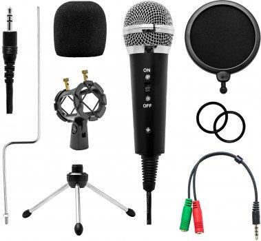 Микрофон студийный XoKo Premium MC-210 (XK-MC-210)