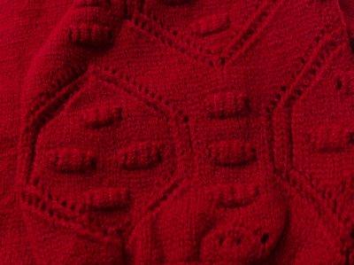 Джемпер HA Темно-червоний 365