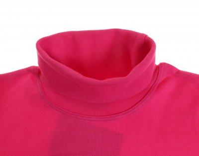Водолазка Lovetti Ярко-розовый 1024
