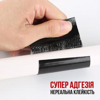 Герметична ізоляційна ремонтна стрічка FLEXTAPE 10см*152см, чорна
