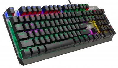 Клавіатура дротова Aula Dawnguard USB (6948391234533)
