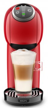 Капсульная кофеварка KRUPS GENIO S PLUS KP340531