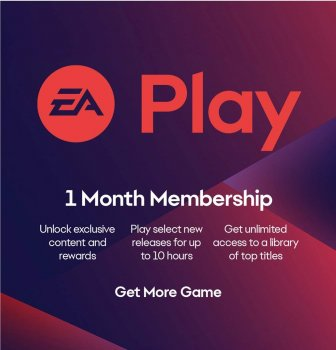 Підписка EA PLAY (EA ACCESS) - 1 Місяць (XBOX ONE) | Всі країни