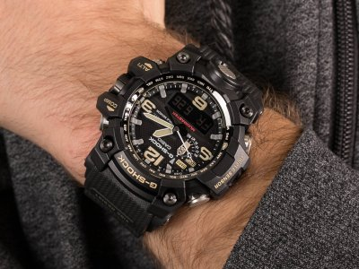 Годинник Casio G-Shock GWG-1000-1AER
