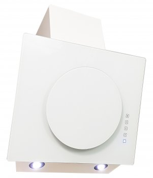 Вытяжка Luxor Alicante 1450 Intellect WH Intellect + система включения вытяжки от запаха и тепла белый