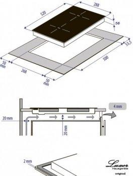 Luxor BLI 341 3D черный