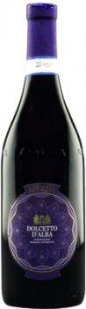 Вино Abbazia Dolcetto d`Alba червоне сухе 0.75 л 13% (8001592000685)