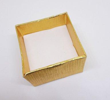 Коробочка для прикрас під кільце і сережки 10180 (5з)