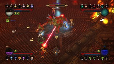 Diablo III: Eternal Collection (російська версія) Nintendo Switch