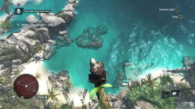 Assassin's Creed: Black Flag (російська версія) PS4