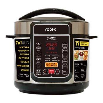 Мультиварка Rotex REPC 75-B 900W