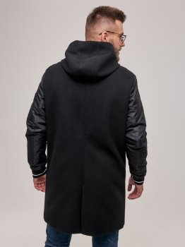 Куртка Riccardo DP-01 Чорна