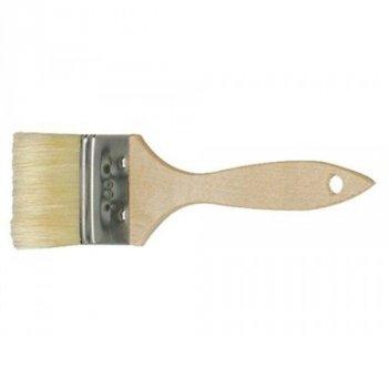 Пензлик кондитерська Stalgast 40 мм дерев'яна ручка 523040