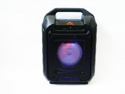 B31 Беспроводная портативная bluetooth колонка - чемодан с караоке