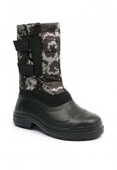 Чоловічі чоботи Kredo 1104 Камуфляж