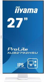 Монітор IIYAMA XUB2792HSU-W1 C (XUB2792HSU-W1 C)