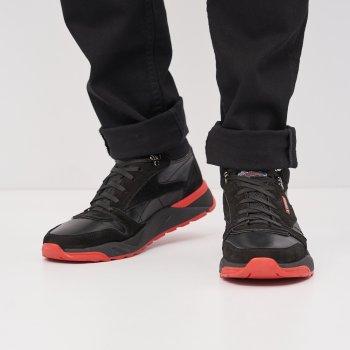 Ботинки Konors 8011/2/73-15 Черные