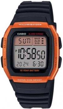 Чоловічий наручний годинник Casio W-96H-4A2VEF