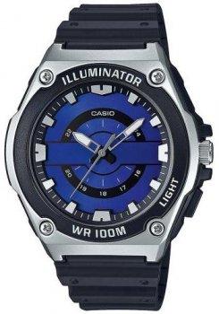 Чоловічі наручні годинники Casio MWC-100H-2A2VEF