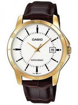 Чоловічий наручний годинник Casio MTP-V004GL-7AUDF