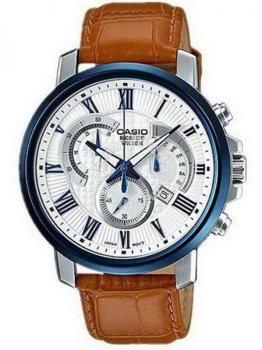 Чоловічий наручний годинник Casio BEM-520BUL-7A2VDF