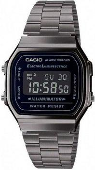 Чоловічі наручні годинники Casio A168WEGG-1BEF