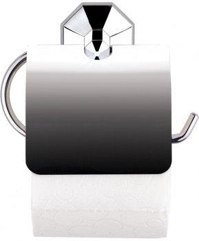 Держатель для туалетной бумаги TEKNO-TEL Petek MG191P хром