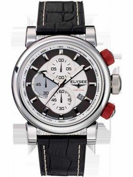 Чоловічі наручні годинники Elysee 38001