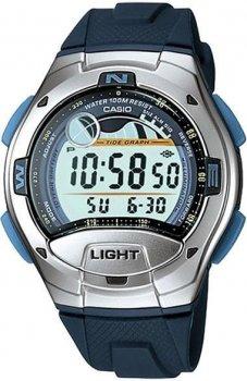 Чоловічий наручний годинник Casio W-753-2AVEF