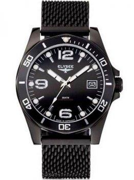 Чоловічі наручні годинники Elysee 60113S