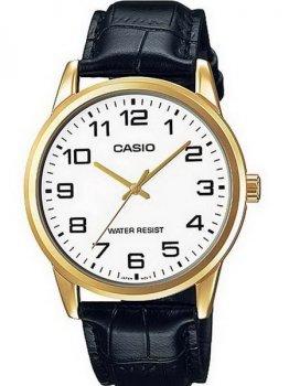 Чоловічий наручний годинник Casio MTP-V001GL-7BUDF