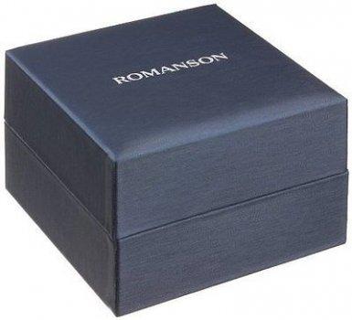 Женские наручные часы Romanson RL3221LGD WH