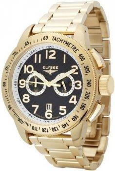 Чоловічі наручні годинники Elysee 28425